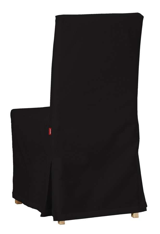 Henriksdal kėdės užvalkalas - ilgas Henriksdal kėdė kolekcijoje Cotton Panama, audinys: 702-09