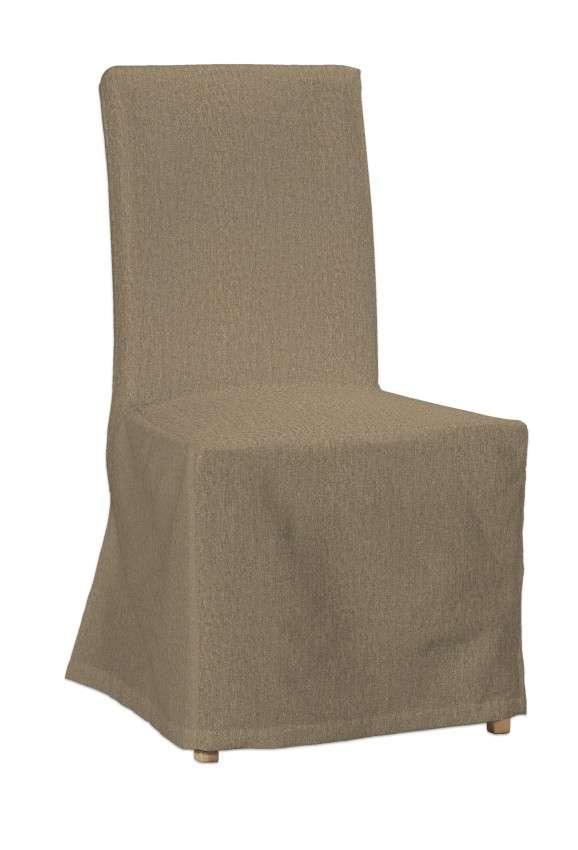 Henriksdal kėdės užvalkalas - ilgas Henriksdal kėdė kolekcijoje Chenille, audinys: 702-21