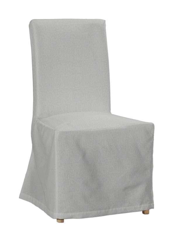 Henriksdal kėdės užvalkalas - ilgas Henriksdal kėdė kolekcijoje Chenille, audinys: 702-23