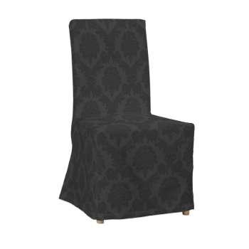 Henriksdal kėdės užvalkalas - ilgas Henriksdal kėdė kolekcijoje Damasco, audinys: 613-32