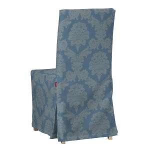 Sukienka na krzesło Henriksdal długa krzesło Henriksdal w kolekcji Damasco, tkanina: 613-67