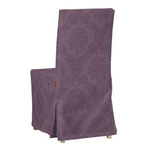 Henriksdal kėdės užvalkalas - ilgas Henriksdal kėdė kolekcijoje Damasco, audinys: 613-75