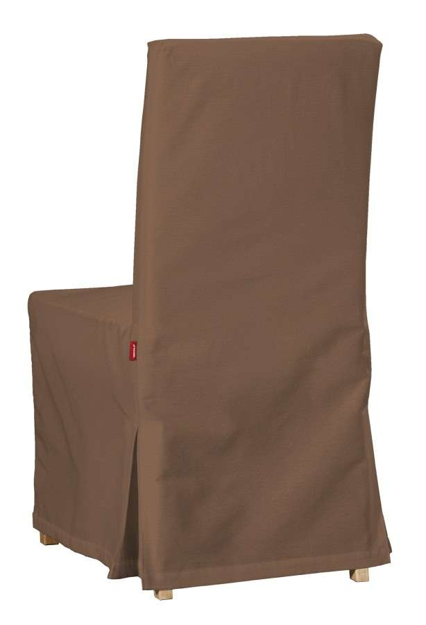 Návlek na stoličku Henriksdal (dlhý) V kolekcii Loneta, tkanina: 133-09