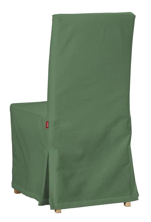 Návlek na stoličku Henriksdal (dlhý) V kolekcii Loneta, tkanina: 133-18