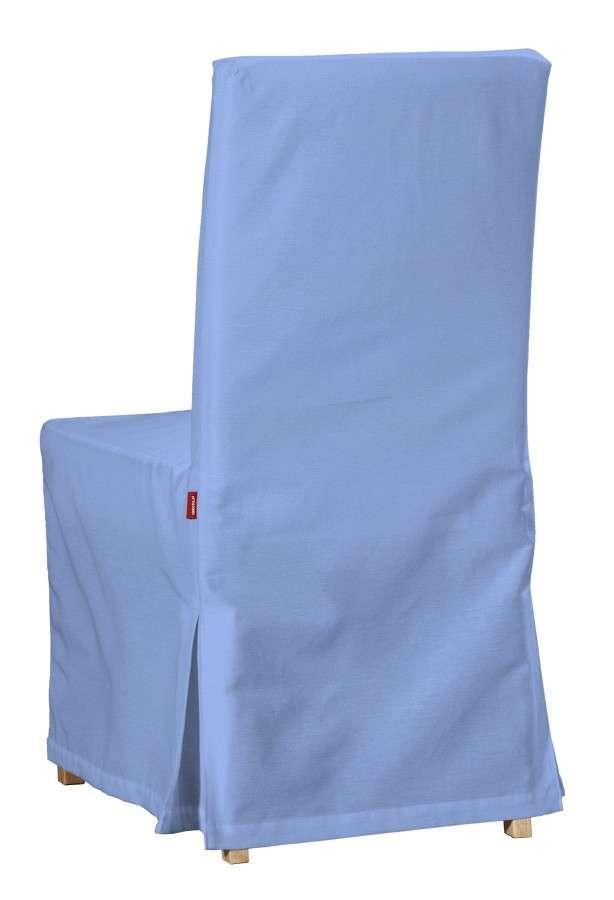 Návlek na stoličku Henriksdal (dlhý) V kolekcii Loneta, tkanina: 133-21
