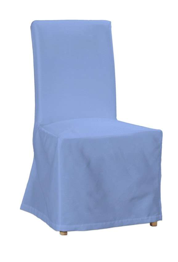 Sukienka na krzesło Henriksdal długa krzesło Henriksdal w kolekcji Loneta, tkanina: 133-21