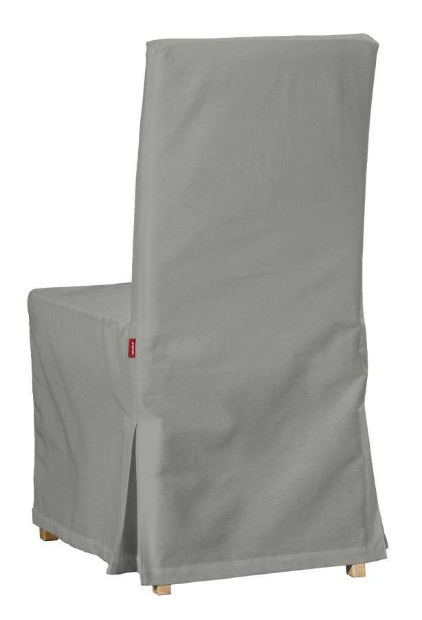 Návlek na stoličku Henriksdal (dlhý) V kolekcii Loneta, tkanina: 133-24