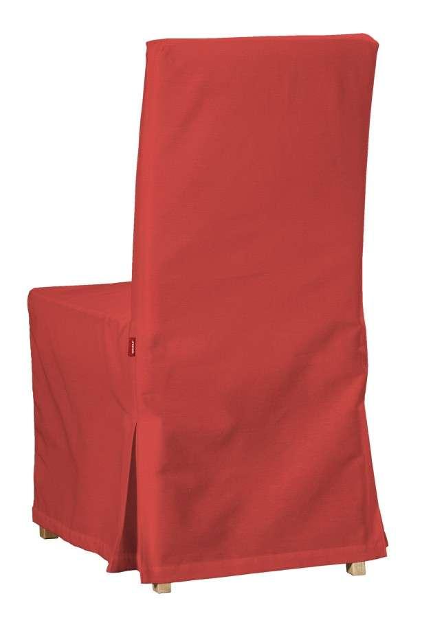 Návlek na stoličku Henriksdal (dlhý) V kolekcii Loneta, tkanina: 133-43