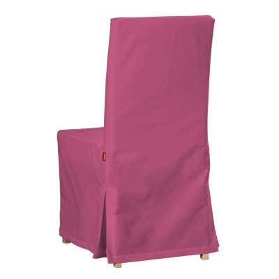IKEA stoelhoes zonder rugband voor Henriksdal 133-60 roze Collectie Loneta