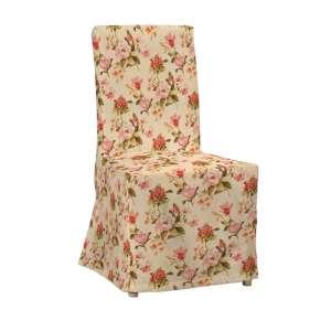 Sukienka na krzesło Henriksdal długa krzesło Henriksdal w kolekcji Londres, tkanina: 123-05