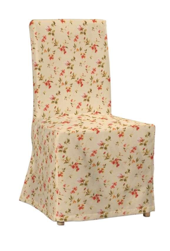 Sukienka na krzesło Henriksdal długa krzesło Henriksdal w kolekcji Londres, tkanina: 124-05