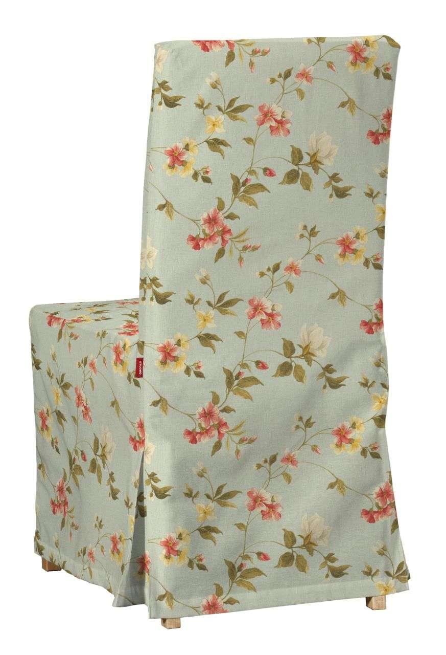 Sukienka na krzesło Henriksdal długa krzesło Henriksdal w kolekcji Londres, tkanina: 124-65