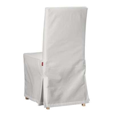 Sukienka na krzesło Henriksdal długa 705-01 kremowa biel Kolekcja Etna