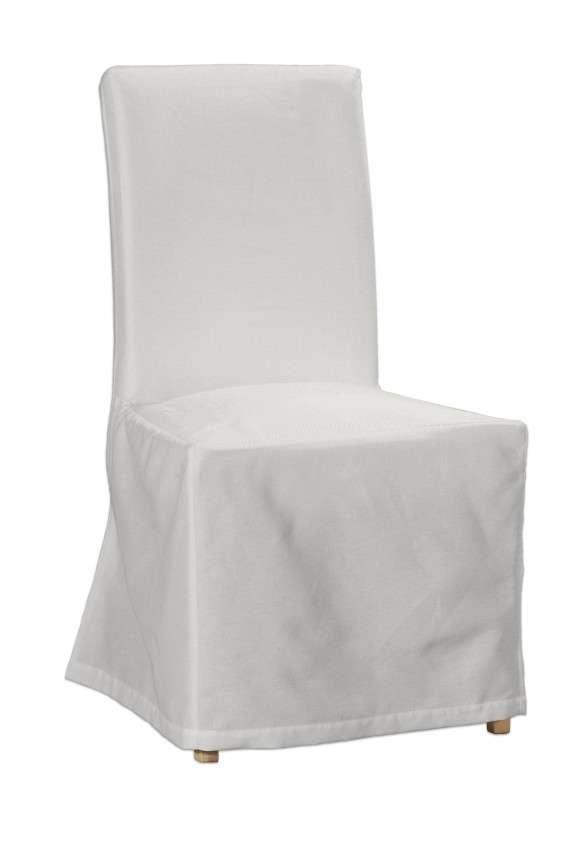 Sukienka na krzesło Henriksdal długa krzesło Henriksdal w kolekcji Etna , tkanina: 705-01