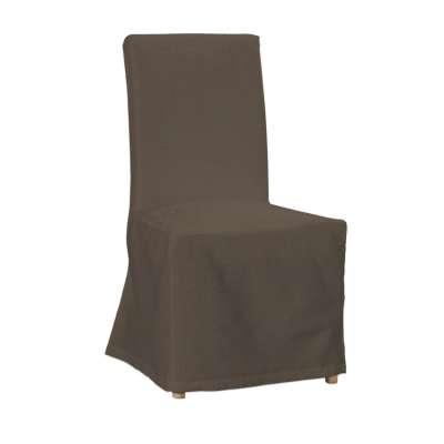 Henriksdal székhuzat szalag nélkül 705-08 sötét barna Méteráru Etna Bútorszövet