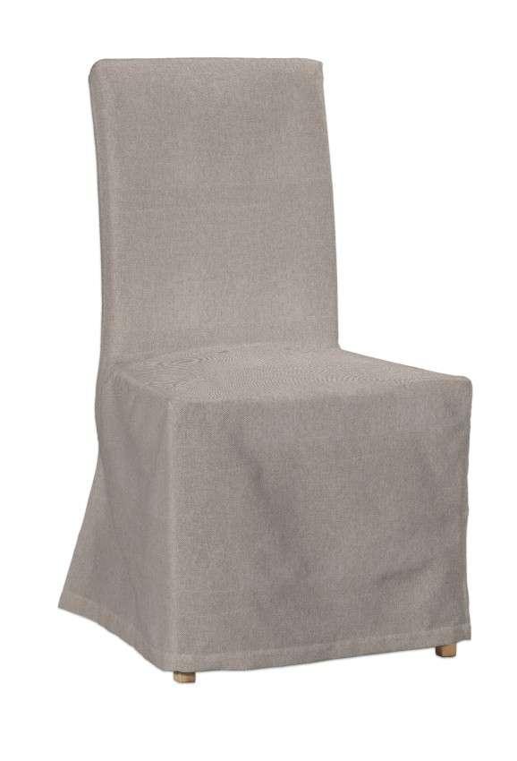 Sukienka na krzesło Henriksdal długa w kolekcji Etna, tkanina: 705-09