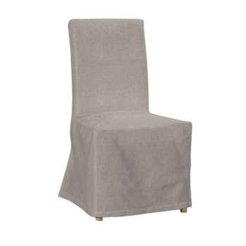 Sukienka na krzesło Henriksdal długa krzesło Henriksdal w kolekcji Etna , tkanina: 705-09