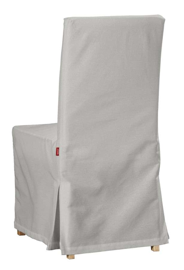 Návlek na stoličku Henriksdal (dlhý) V kolekcii Etna, tkanina: 705-90