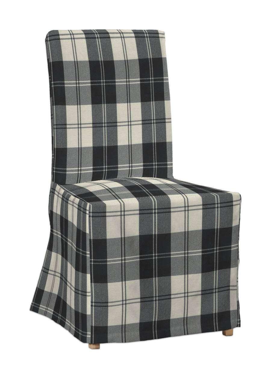 Sukienka na krzesło Henriksdal długa w kolekcji Edinburgh, tkanina: 115-74