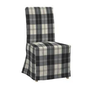 Sukienka na krzesło Henriksdal długa krzesło Henriksdal w kolekcji Edinburgh, tkanina: 115-74