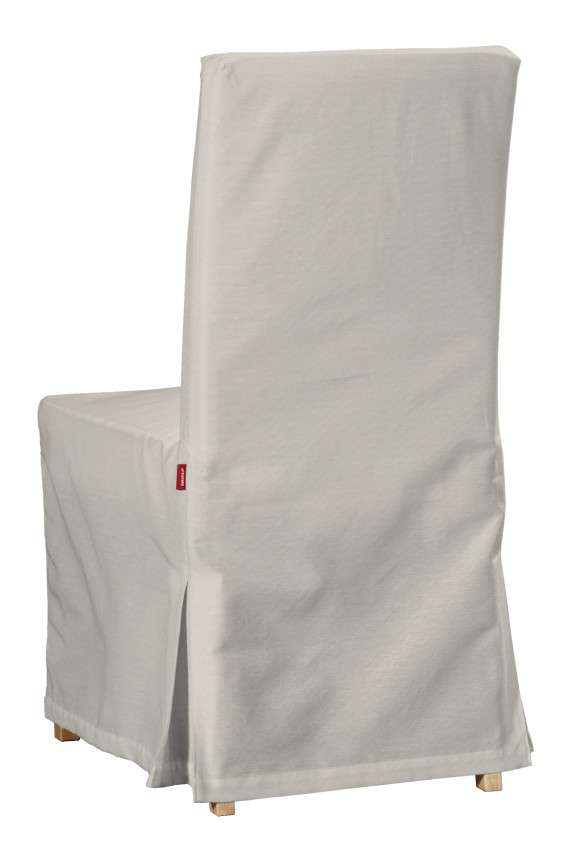 Henriksdal Stuhlhusse ohne Bänder  Stuhlhusse Henriksdal von der Kollektion Cotton Panama, Stoff: 702-31