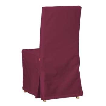 Sukienka na krzesło Henriksdal długa krzesło Henriksdal w kolekcji Cotton Panama, tkanina: 702-32