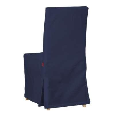 Henriksdal Stuhlhusse ohne Bänder 136-04 marinenblau Kollektion Quadro