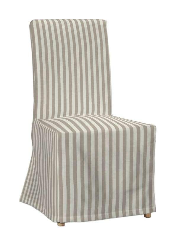 Henriksdal kėdės užvalkalas - ilgas Henriksdal kėdė kolekcijoje Quadro, audinys: 136-07