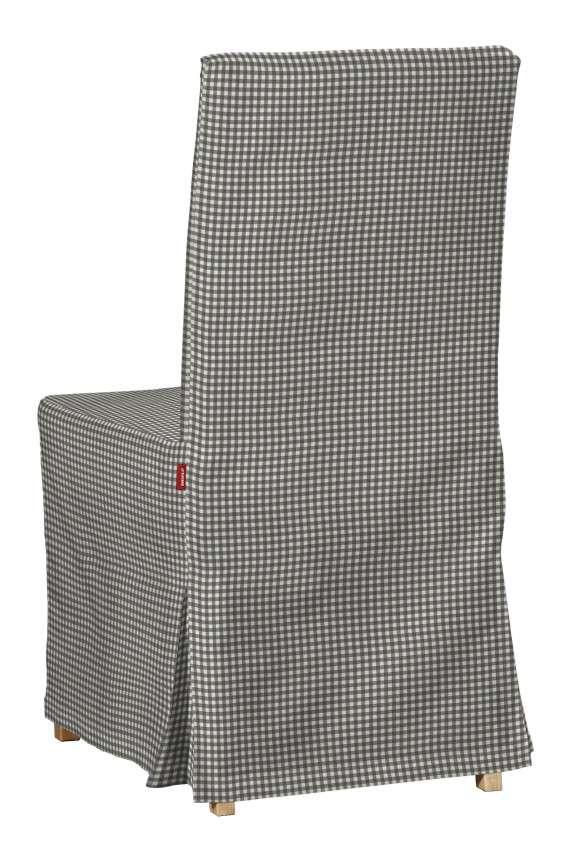 Henriksdal Stuhlhusse ohne Bänder  Stuhlhusse Henriksdal von der Kollektion Quadro, Stoff: 136-10