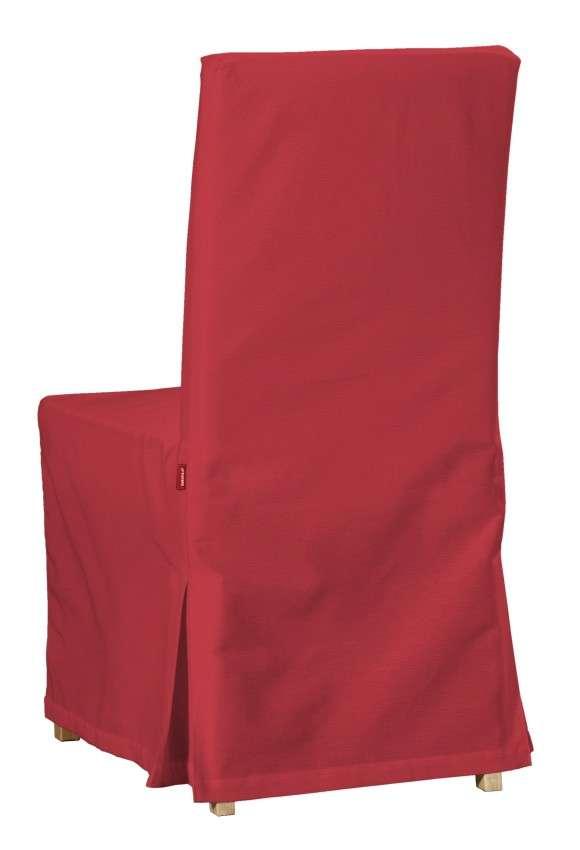 Návlek na stoličku Henriksdal (dlhý) V kolekcii Quadro, tkanina: 136-19