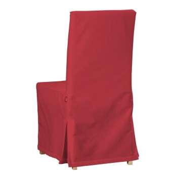 Sukienka na krzesło Henriksdal długa krzesło Henriksdal w kolekcji Quadro, tkanina: 136-19