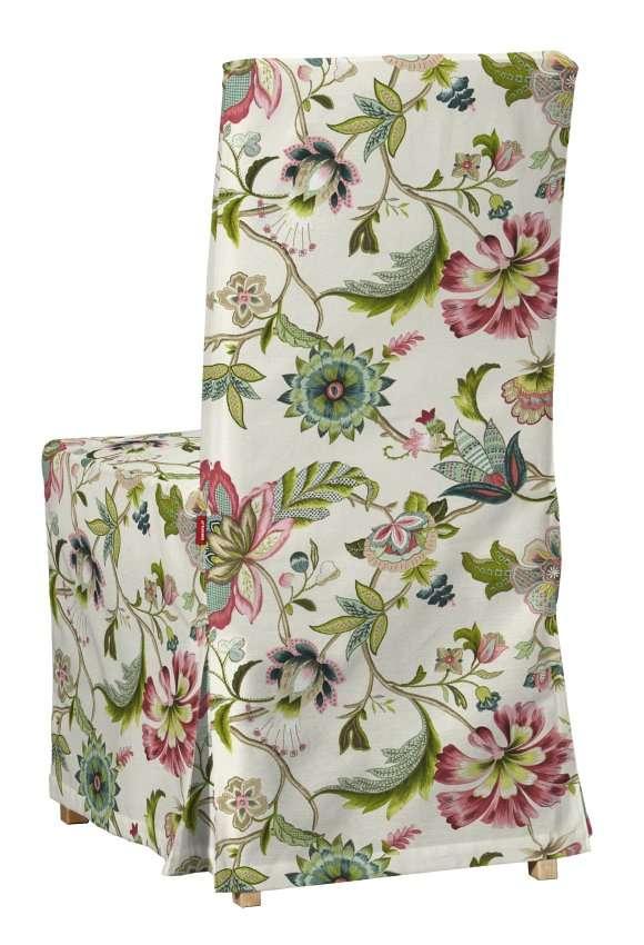 Henriksdal kėdės užvalkalas - ilgas Henriksdal kėdė kolekcijoje Londres, audinys: 122-00