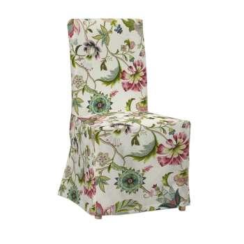 Sukienka na krzesło Henriksdal długa krzesło Henriksdal w kolekcji Londres, tkanina: 122-00