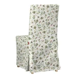 Sukienka na krzesło Henriksdal długa krzesło Henriksdal w kolekcji Londres, tkanina: 122-02