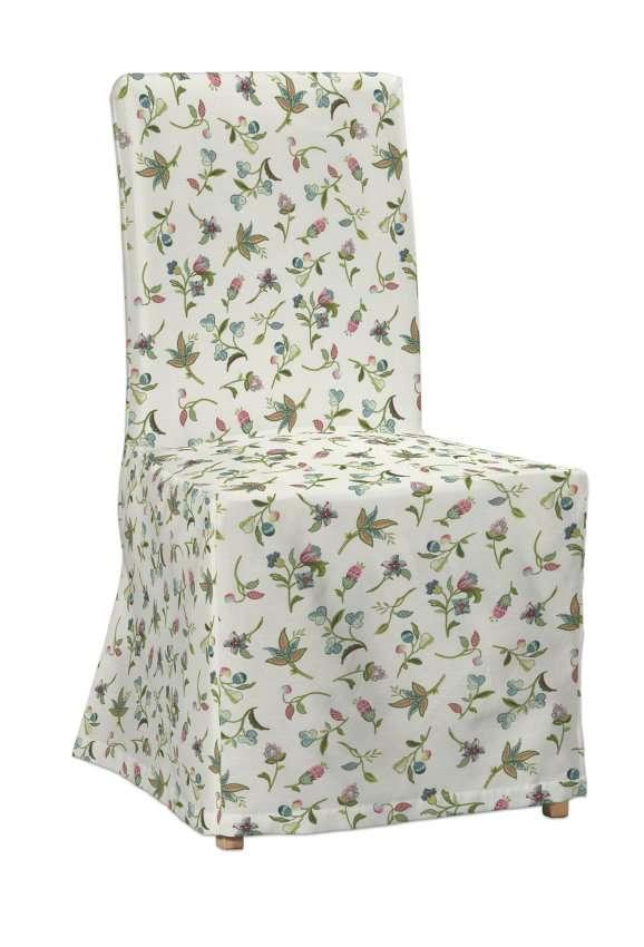 Henriksdal kėdės užvalkalas - ilgas Henriksdal kėdė kolekcijoje Londres, audinys: 122-02