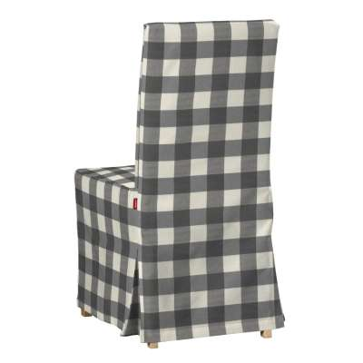 Henriksdal székhuzat szalag nélkül 136-13 szürke-fehér Méteráru Quadro Lakástextil