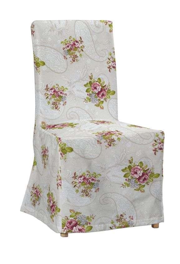 Návlek na stoličku Henriksdal (dlhý) V kolekcii Výpredaj, tkanina: 311-15