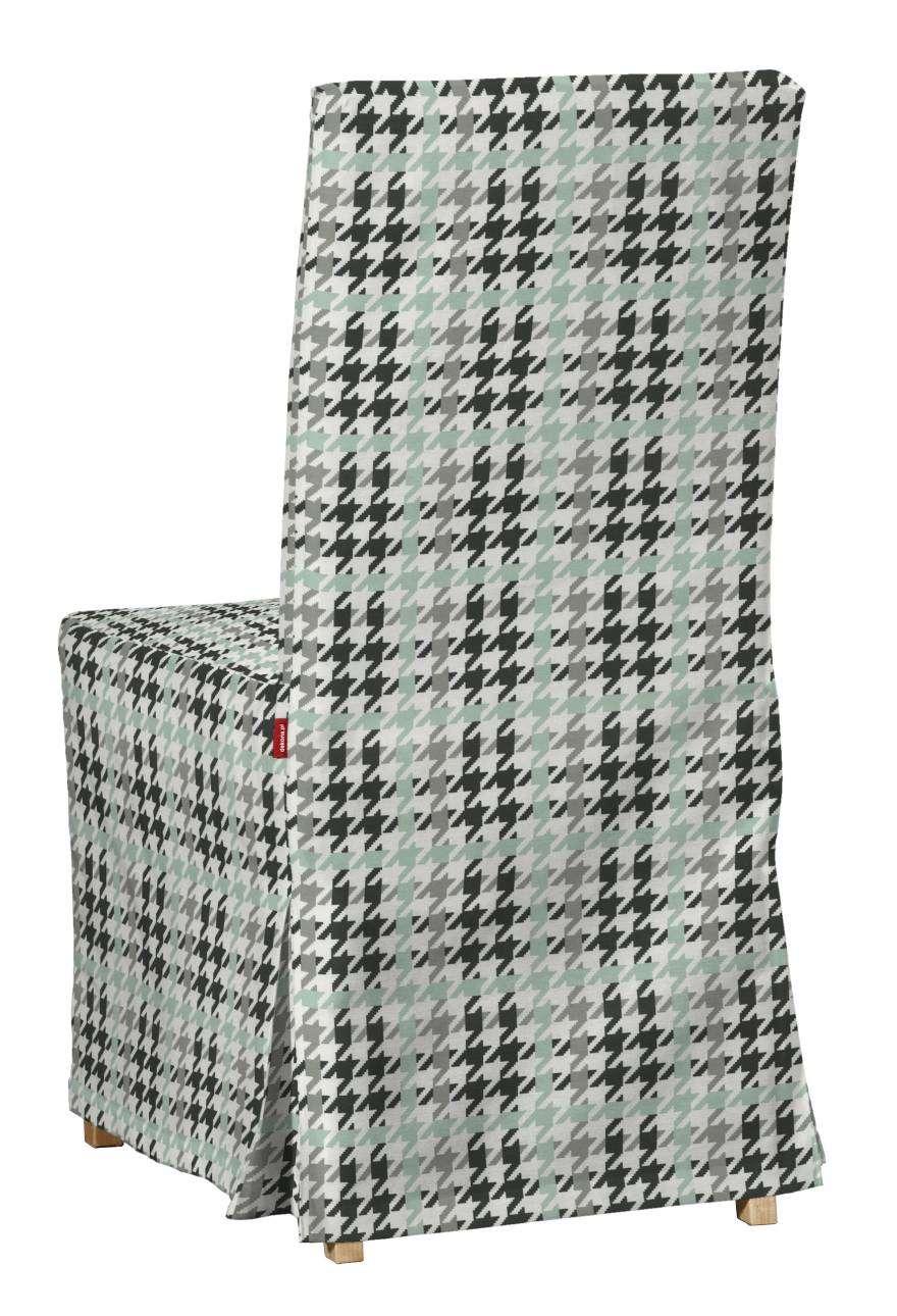 Sukienka na krzesło Henriksdal długa krzesło Henriksdal w kolekcji Brooklyn, tkanina: 137-77