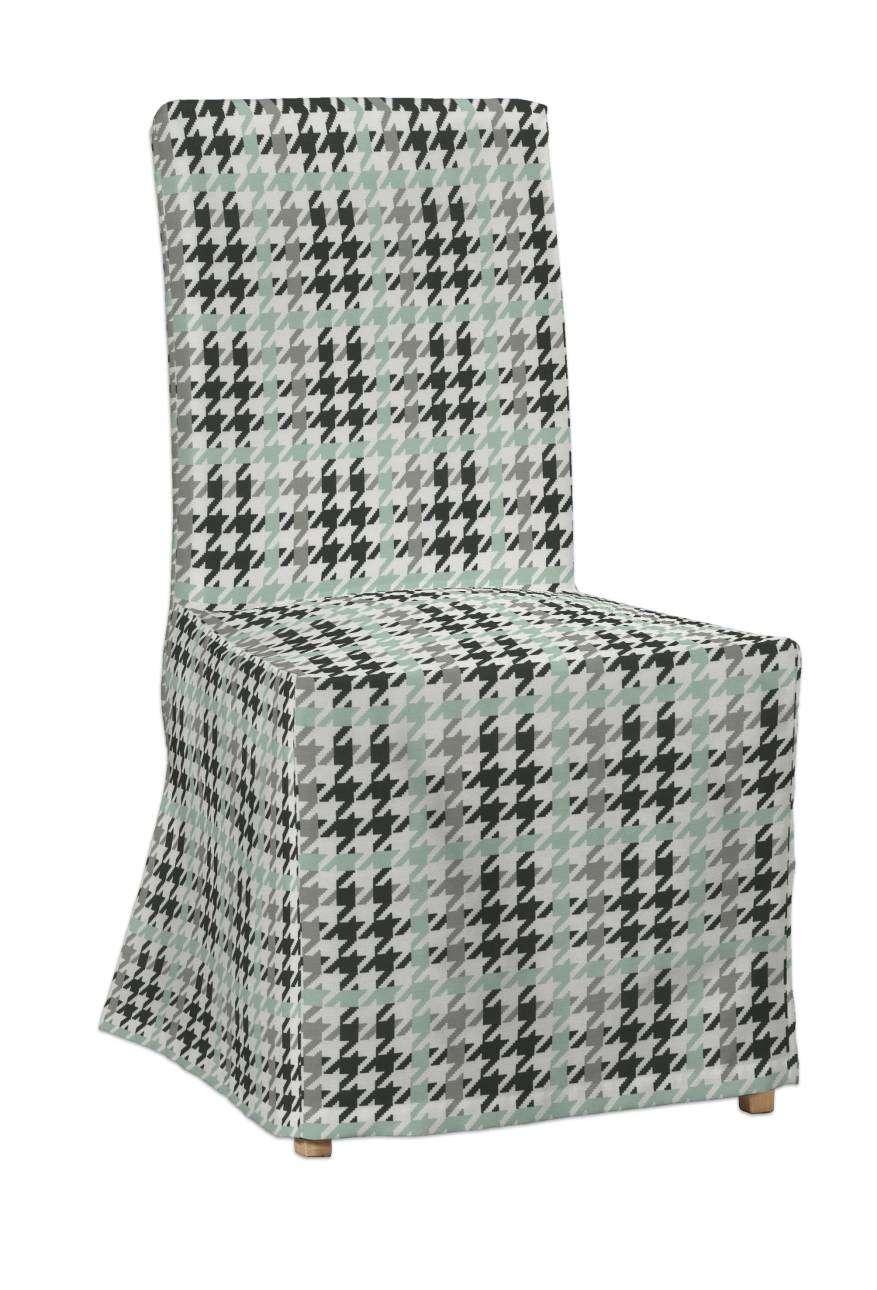 Henriksdal kėdės užvalkalas - ilgas Henriksdal kėdė kolekcijoje Brooklyn, audinys: 137-77
