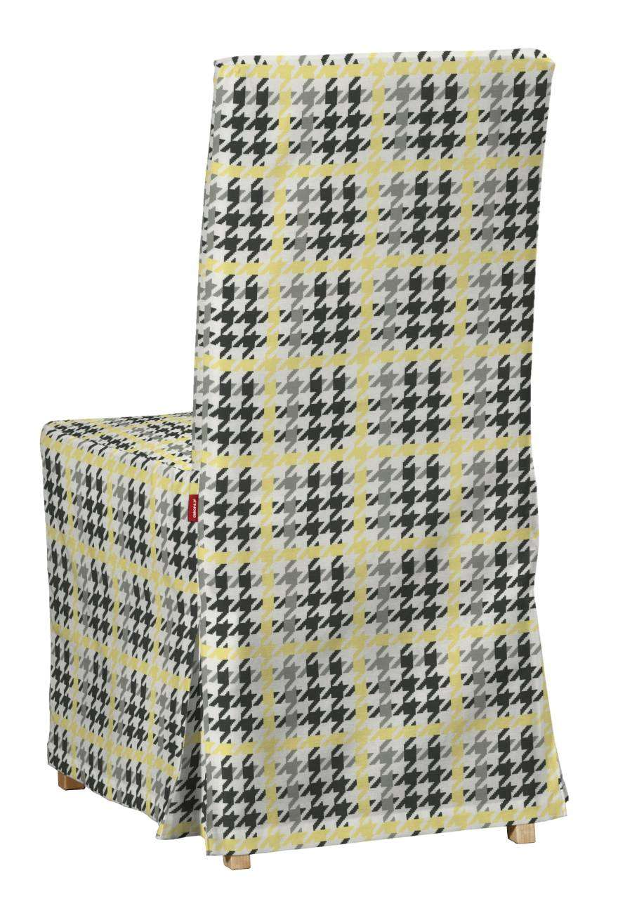 Henriksdal kėdės užvalkalas - ilgas Henriksdal kėdė kolekcijoje Brooklyn, audinys: 137-79