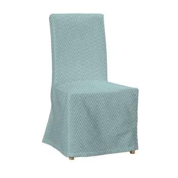 Sukienka na krzesło Henriksdal długa krzesło Henriksdal w kolekcji Brooklyn, tkanina: 137-90