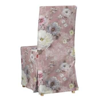 Sukienka na krzesło Henriksdal długa krzesło Henriksdal w kolekcji Monet, tkanina: 137-83