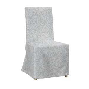 Sukienka na krzesło Henriksdal długa krzesło Henriksdal w kolekcji Venice, tkanina: 140-50