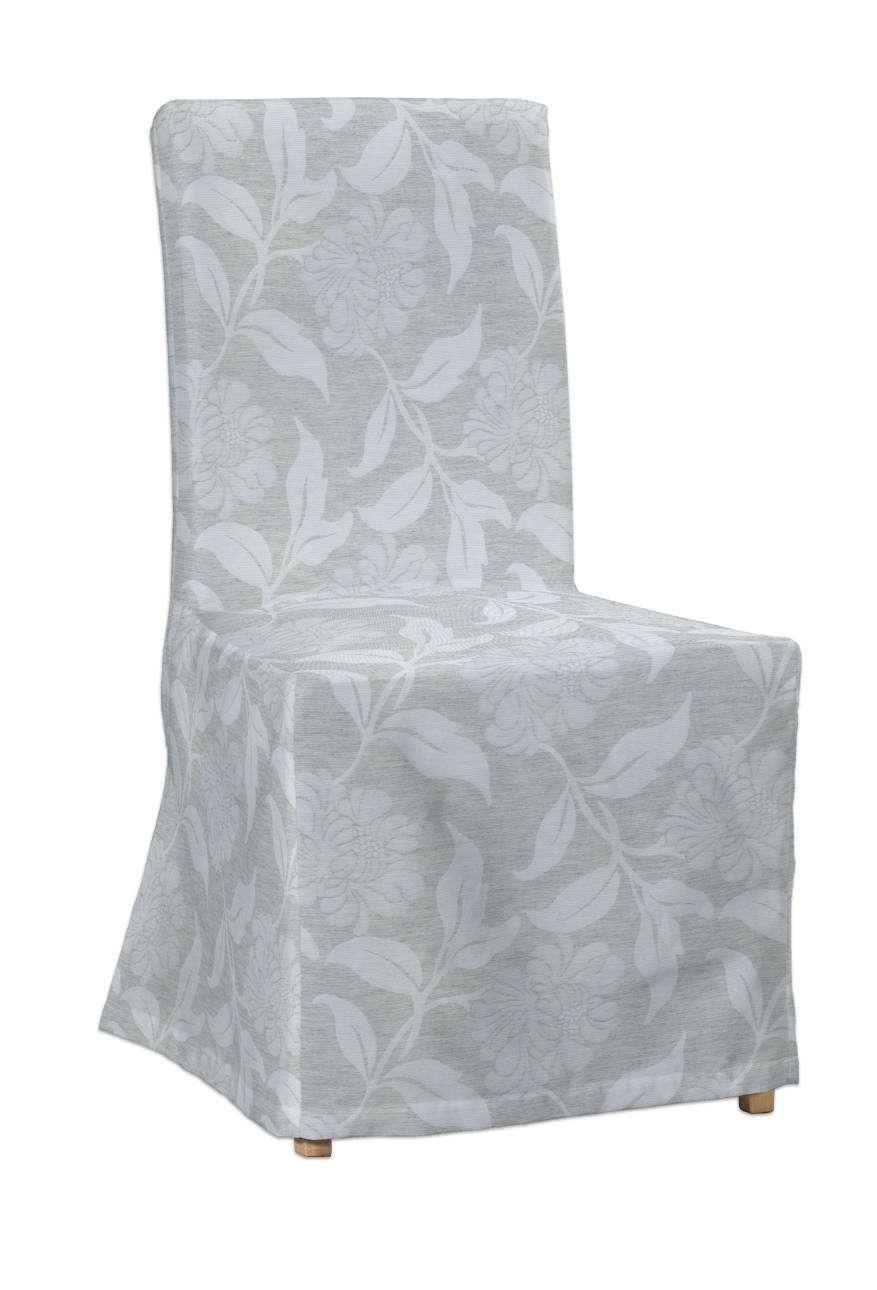 Sukienka na krzesło Henriksdal długa krzesło Henriksdal w kolekcji Venice, tkanina: 140-51