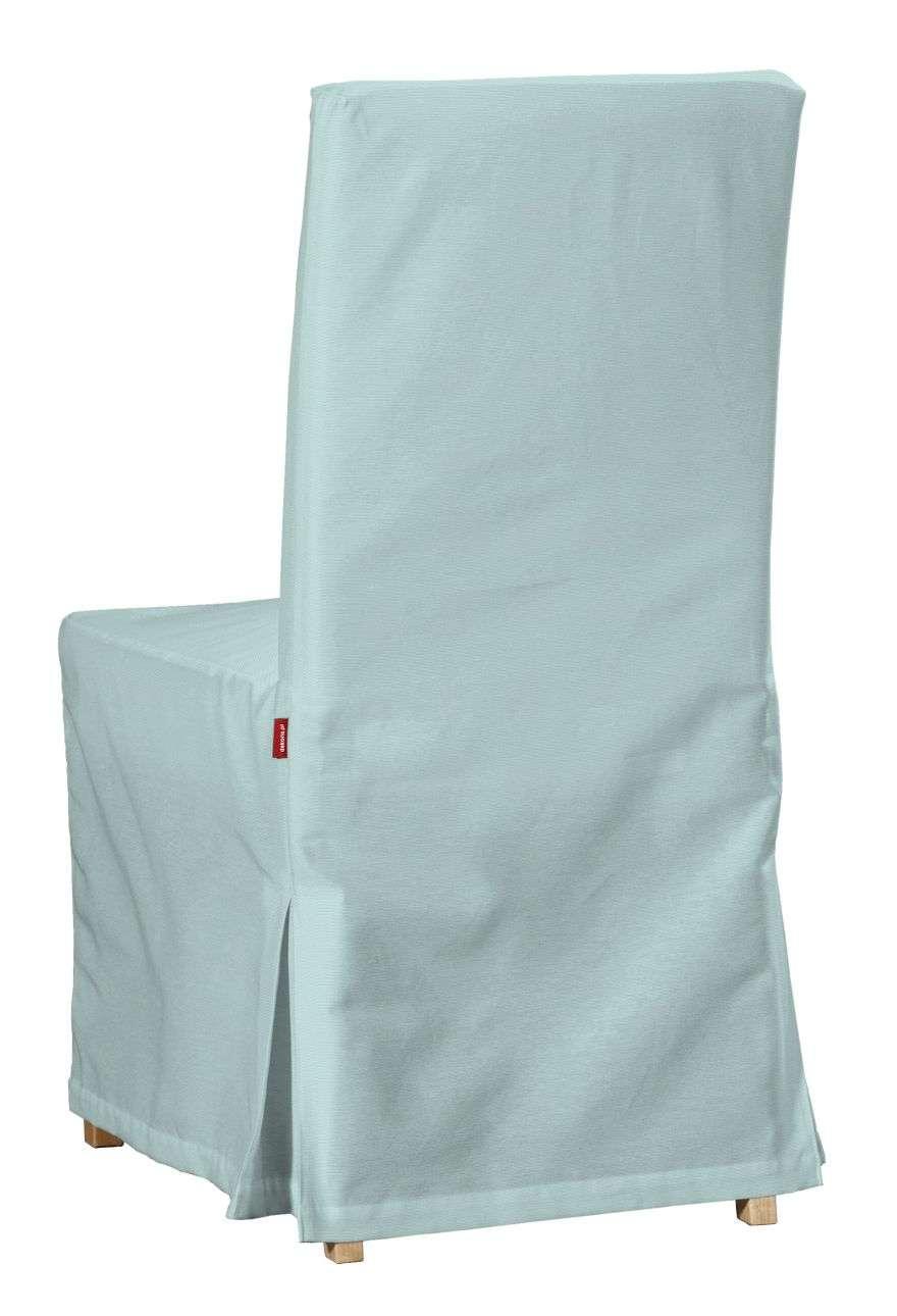 Henriksdal kėdės užvalkalas - ilgas Henriksdal kėdė kolekcijoje Cotton Panama, audinys: 702-10