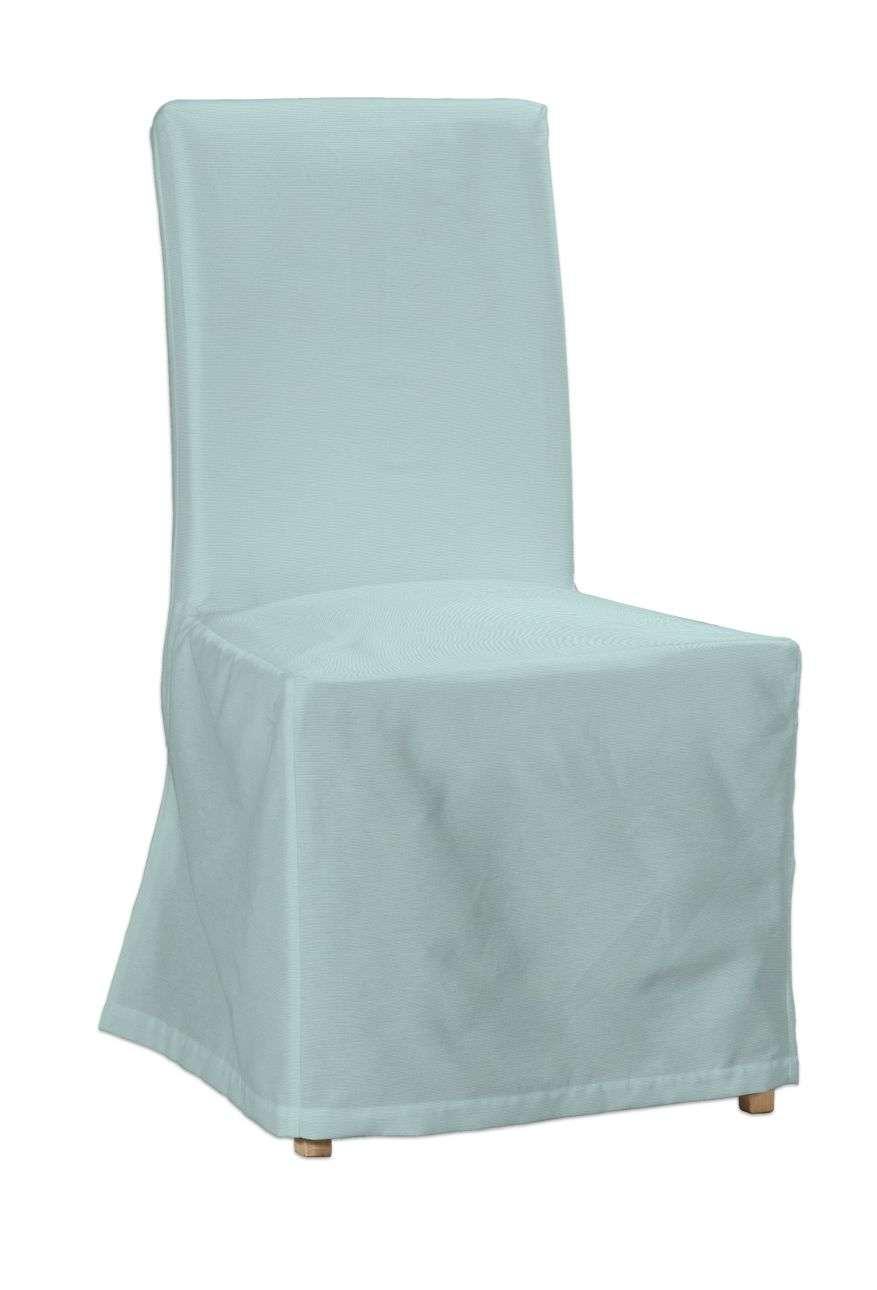Sukienka na krzesło Henriksdal długa krzesło Henriksdal w kolekcji Cotton Panama, tkanina: 702-10