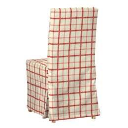 Floor length Henriksdal chair cover