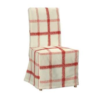 Floor length Henriksdal chair cover