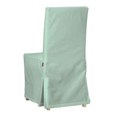 IKEA stoelhoes zonder rugband voor Henriksdal 133-61 eucalyptus groen Collectie Loneta