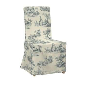 Henriksdal kėdės užvalkalas - ilgas Henriksdal kėdė kolekcijoje Avinon, audinys: 132-66